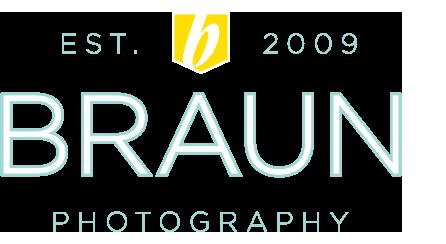 BRAUNphotography Logo