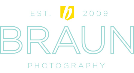 BRAUNphotography Logo
