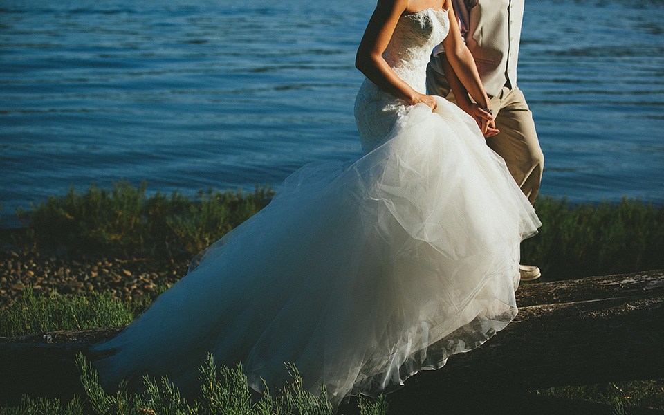 Seattle Waterfront Wedding