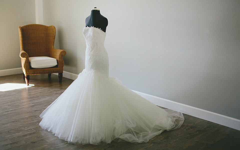 Seattle Wedding Dress