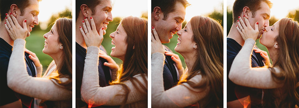 Saint Louis Missouri Super Cute Engagement Session